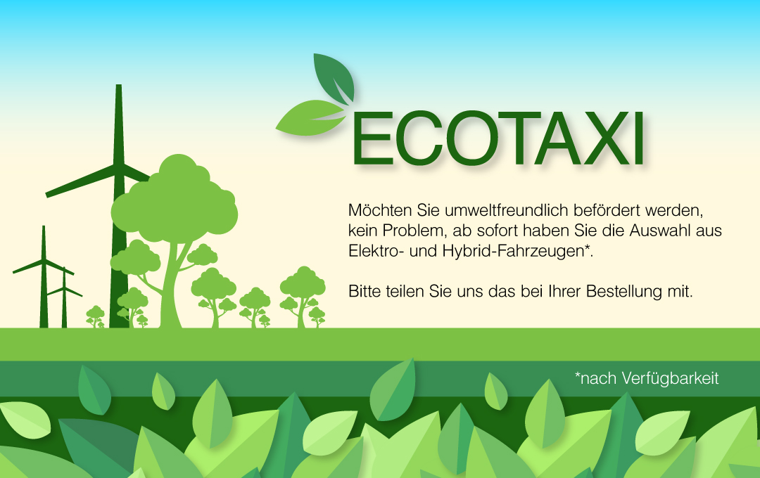 Ecotaxi Erlangen